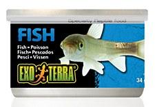 Exo Terra Fish Can 34g Reptile Food