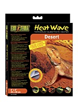 Exo Terra Heat Wave Under Terrarium Heater 8W
