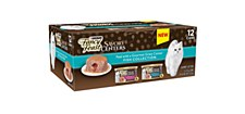 Fancy Feast Savory Centers Fish Collection 85g X 12 Wet Cat Food