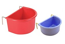 Bird Feeder Plastic D Cup Small (2 Pack)