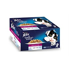 Felix Mixed Selection 36 X 85g Wet Cat Food