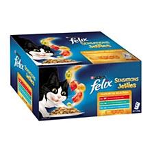 Felix Sensations Jellies 36 X 85g Wet Cat Food