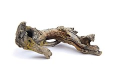 Kazoo Fish Tank Ornament Driftwood Grey 224mm