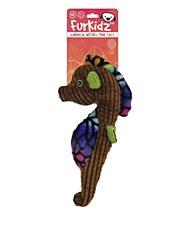 Furkidz Carnival Seahorse Dog Toy 33cm