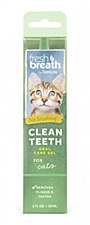 Tropiclean Fresh Breath Cat Oral Care Gel 59ml