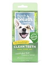 Tropiclean Fresh Breath Dog Oral Care Gel 118ml