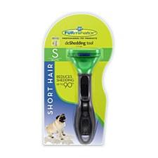 FURminator deShedding tool for Short Hair Small Dogs