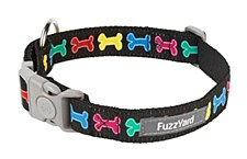 FuzzYard Dog Collar Jelly Bones Large