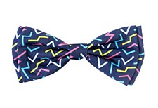 FuzzYard Pet Bow Tie Multicolour Small