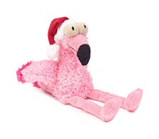 FuzzYard Flo Small Plush Christmas Dog Toy