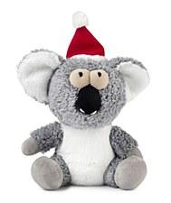FuzzYard Kana Koala Large Plush Christmas Dog Toy