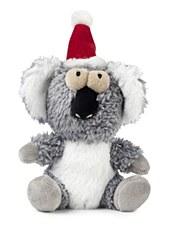 FuzzYard Kana Koala Small Plush Christmas Dog Toy