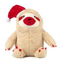 FuzzYard Sloth Large Plush Christmas Dog Toy