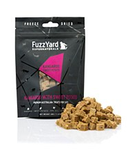 FuzzYard Supernaturals Freeze Dried Kangaroo with Sweet Potato 40g Cat Treats
