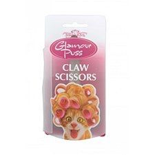 Trouble & Trix Glamour Puss Cat Claw Scissors