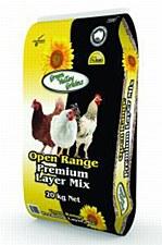 Green Valley Grains Open Range Premium Layer Mix 20kg Poultry Food