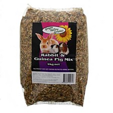 Green Valley Grains Rabbit and Guinea Pig Mix 4kg