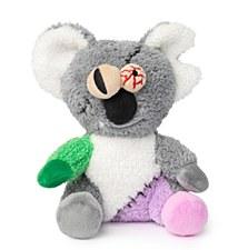 FuzzYard Halloween Plush Dog Toy Lenny the Lunatic Koala Small