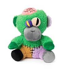 FuzzYard Halloween Plush Dog Toy Lord Scatterbrains Monkey Small