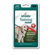 Sporn Training Halter Dog Harness Large Black