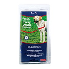 Beau Pets Dog Harness Easy Walk Large Black