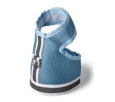 Modpet Dog Harness Blue Mesh Small