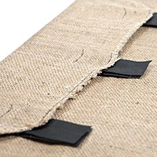 Superior Pet Goods Hessian Velcro Replacement Cover Large
