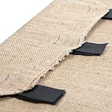 Superior Pet Goods Hessian Velcro Replacement Cover Medium