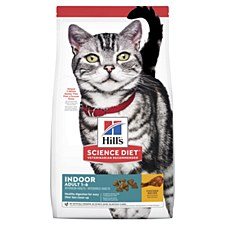 Hill's Science Diet Feline Adult Indoor 4kg Dry Cat Food