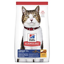 Hill's Science Diet Feline Mature 3kg Dry Cat Food