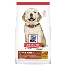 Hill's Science Diet Puppy Large Breed 3kg Dry Dog Food