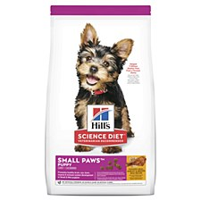 Hill's Science Diet Puppy Small Paws 1.5kg Dry Dog Food