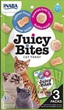 INABA Juicy Bites Homestyle Borth & Calamari Cat Treat 34g