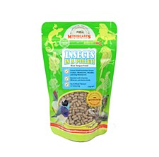 Minibeasts Insects In A Pellet! Blue Tongue Food 125g