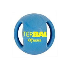 Interball Extreme Rubber Dog Toy