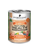 Ivory Coat Chicken Stew with Coconut Oil 400g Wet Dog Food