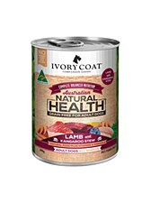 Ivory Coat Lamb & Kangaroo Stew 400g Wet Dog Food