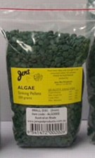 Jens Algae Sinking Pellets 200g Fish Food