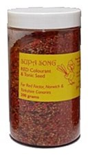Jens Supa Song Red Colourant and Tonic Seed 200g