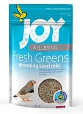 Masterpet Joy Fresh Greens Sprouting Seed Mix 1kg Bird Food