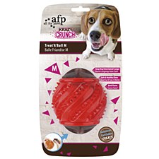 All For Paws Krazy Crunch Treat'A'Ball Medium Dog Toy