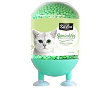 KitCat Deodorising Litter Sprinkles Apple Scented 240g