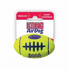 KONG Air Squeaker Football Dog Toy Small