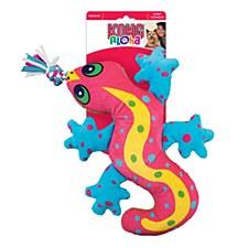KONG Aloha Gecko Dog Toy Small