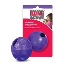 KONG Active Treat Ball Cat Toy