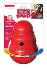 Kong Wobbler Dog Toy Large