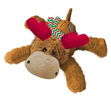 KONG Cozie Reindeer Christmas Dog Toy Medium