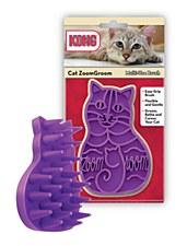 KONG Zoom Groom Cat Brush