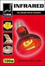 URS INFRARED Spot Globe 100W