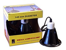 URS Lamp N Clamp Small